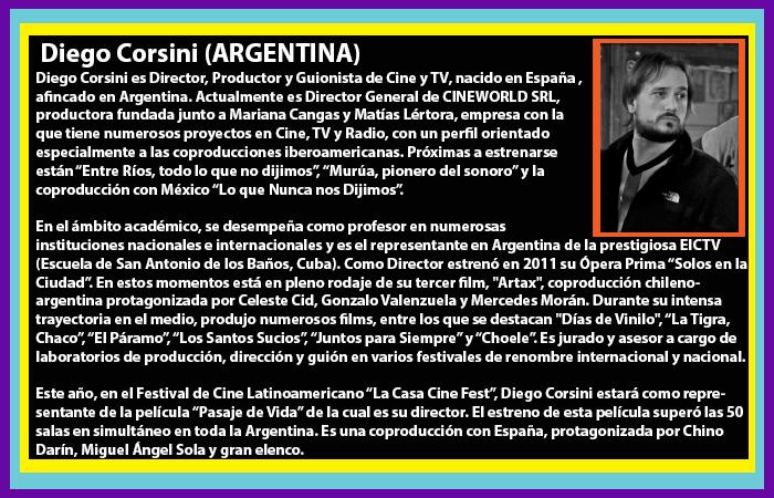 Invitados Diego Corsini