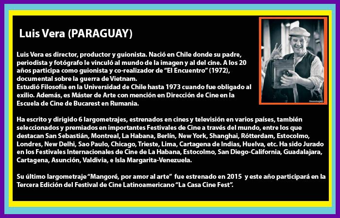 Invitados Luis Vera 2